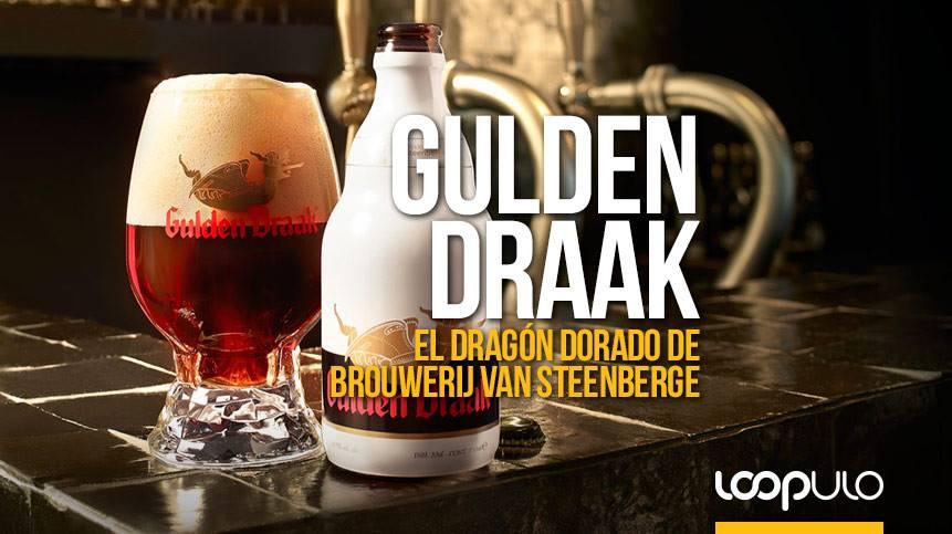 Gulden Draak, el dragón dorado de Brouwerij Van Steenberge