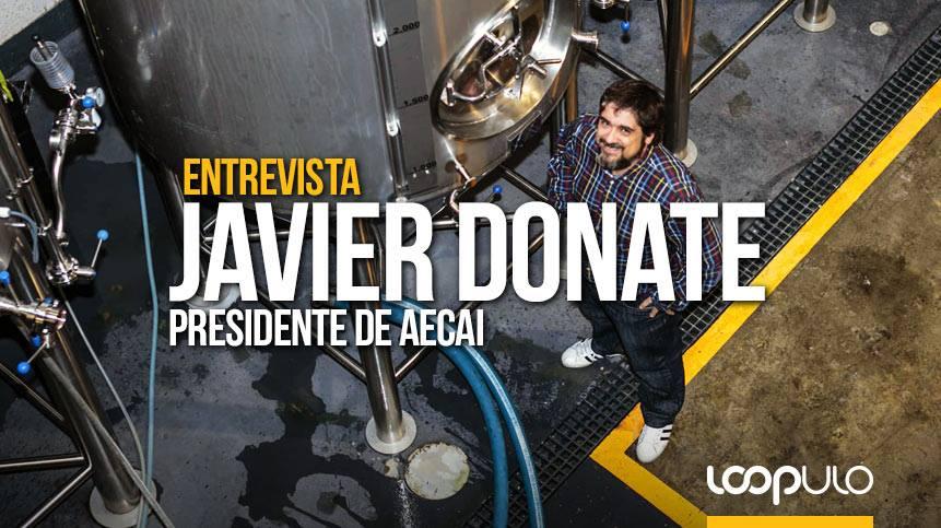 Javier Donate: «Con la apertura de AECAI podemos ser una masa social muy grande»