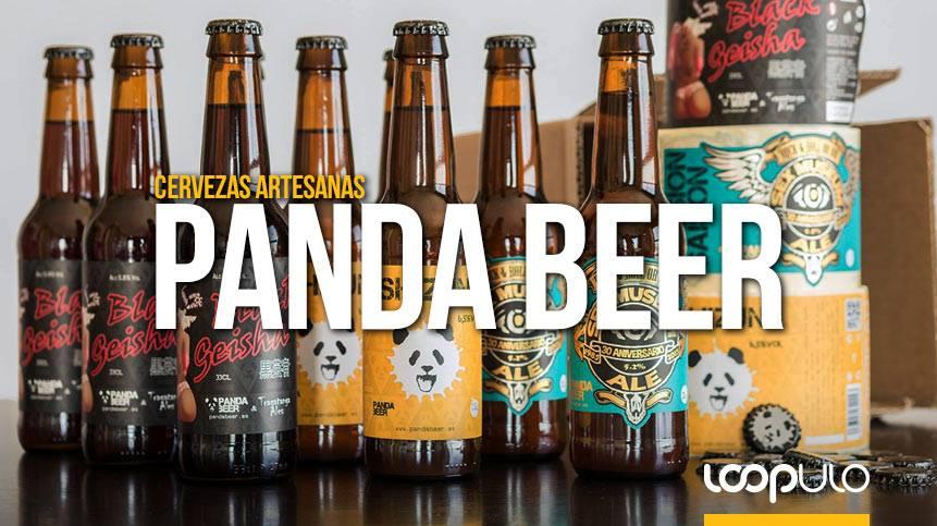 Panda Beer, cervezas artesanales nómadas