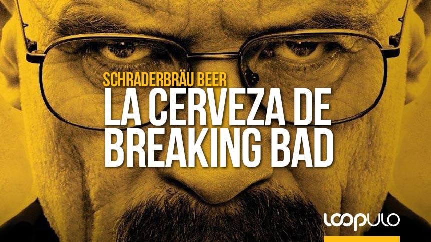 Schraderbräu Beer, la cerveza artesana de Breaking Bad