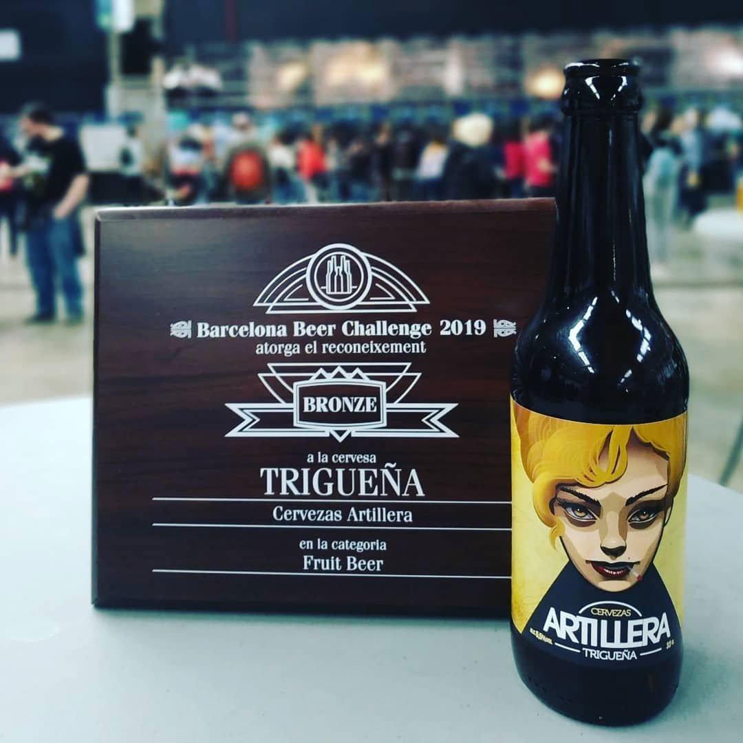 Trigueña, la Fruit Beer de Artillera obtiene el bronce en el BBC – Loopulo