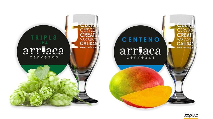 Triple IPA y Mango RYE IPL, las nuevas cervezas de Arriaca – Loopulo