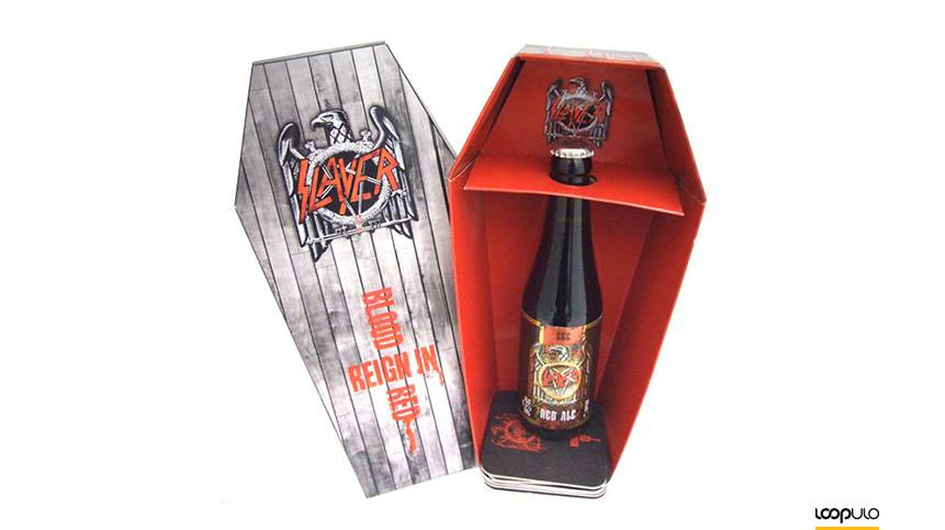 666 Red Ale, la cerveza de Slayer – Loopulo