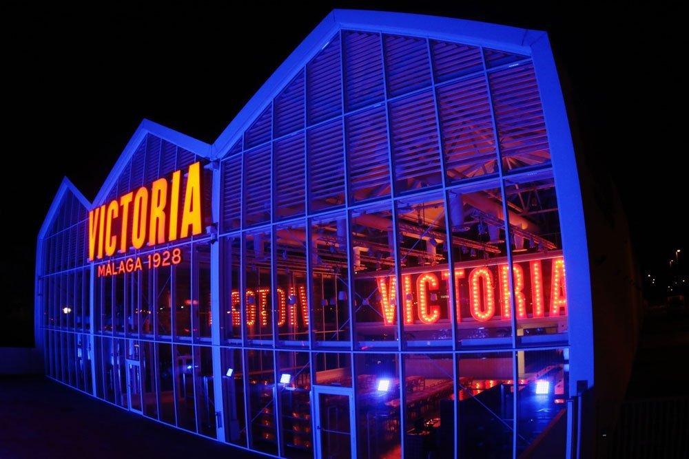 La Fábrica de Cervezas Victoria se viste de azul por el Autismo – Loopulo
