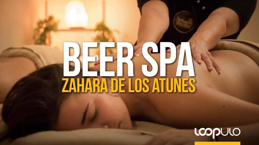 Beer Spa Zahara, el spa de cerveza desembarca en Cádiz – Loopulo