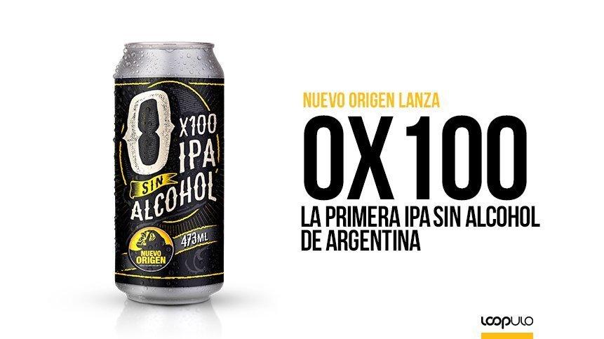 Nuevo Origen lanza la primera IPA sin alcohol de Argentina