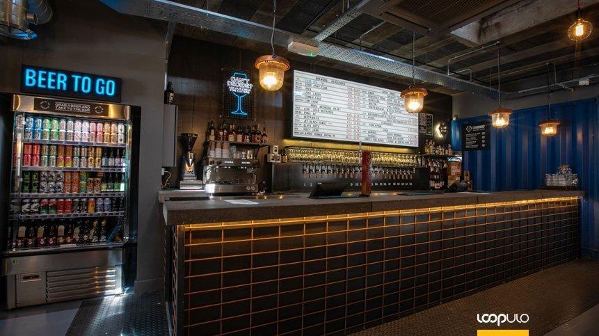 Inverurie, el séptimo bar de BrewDog en Aberdeenshire, Escocia – Loopulo