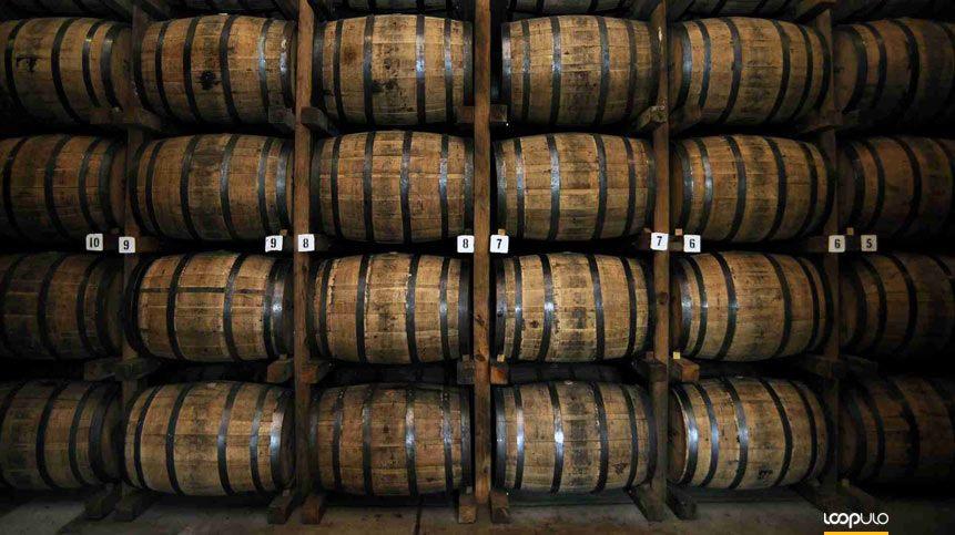 Barricas de whisky y bourbon – Loopulo