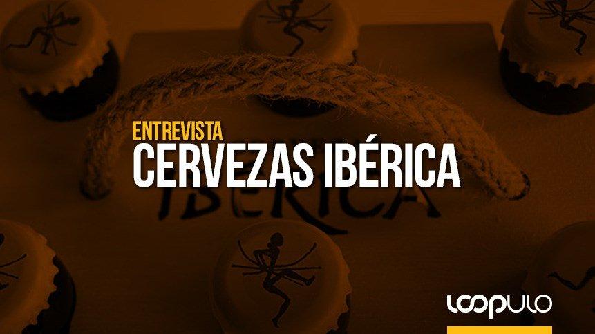 Cervezas Ibérica, nómadas con inspiración histórica