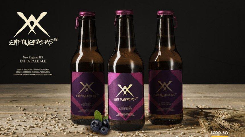 Empoweradas, una cerveza diseñada y elaborada por mujeres – Loopulo