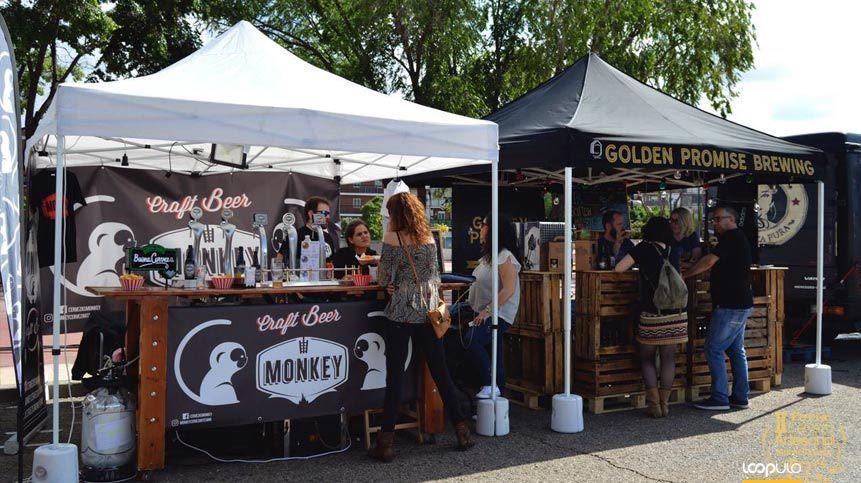 Feria de la Cerveza Artesanal de San Sebastián de los Reyes 2019 – Loopulo