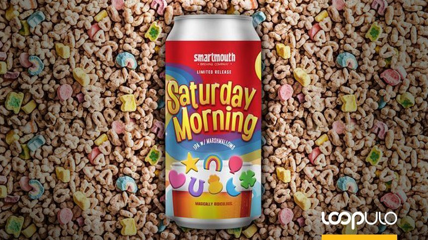 Saturday Morning, una India Pale Ale con marshmallows