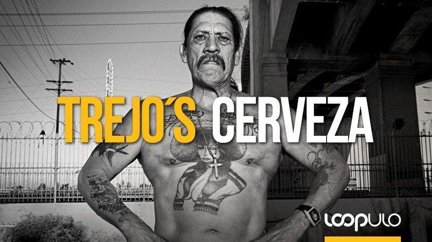 Trejo's Cerveza, la cerveza del actor mexicano Danny Trejo