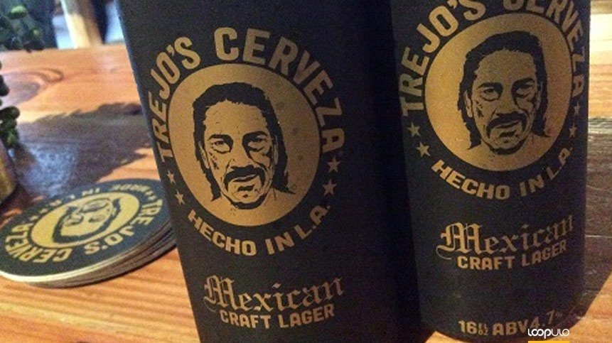 Trejo's Cerveza, la cerveza de Danny Trejo – Loopulo
