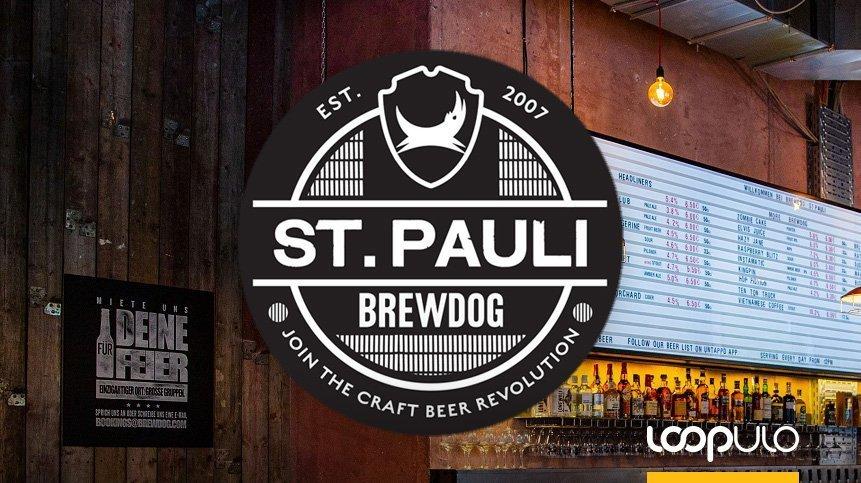 BrewDog St Pauli, el nuevo bar de los escoceses en Hamburgo