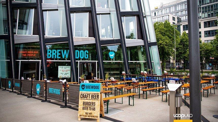 BrewDog St Pauli, el nuevo bar de los escoceses en Hamburgo – Loopulo