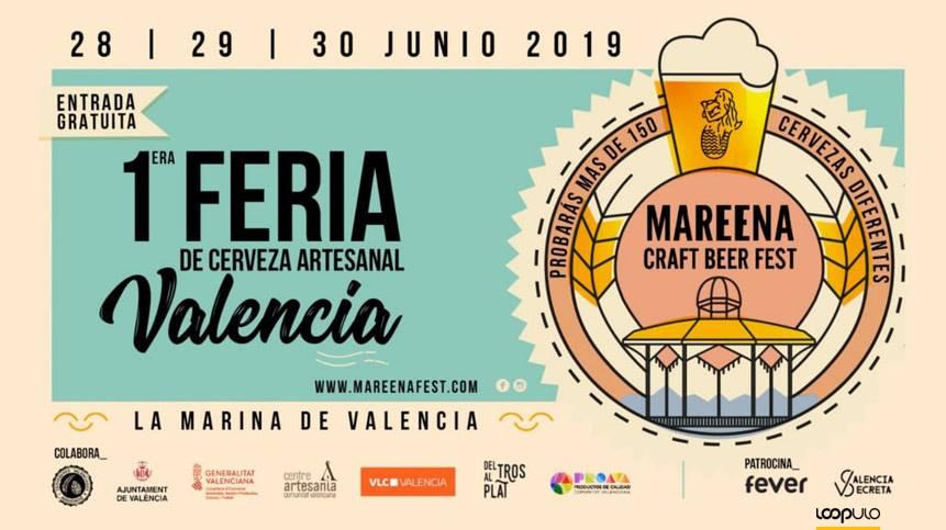Mareena Fest, la feria de la cerveza artesanal de Valencia – Loopulo