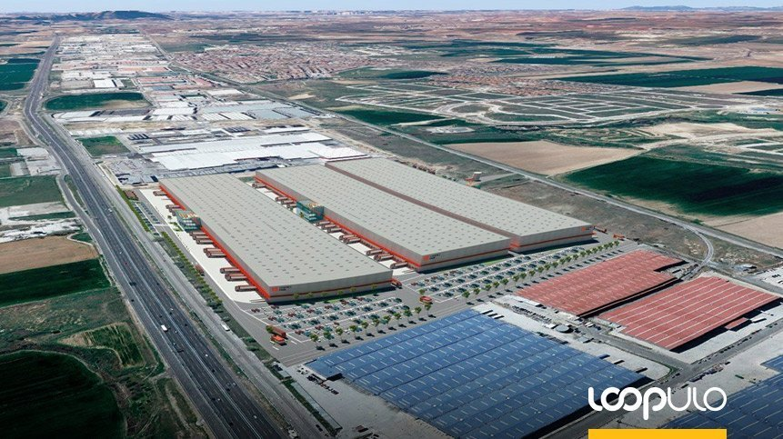 La nueva plataforma logística de Mahou San Miguel – Loopulo