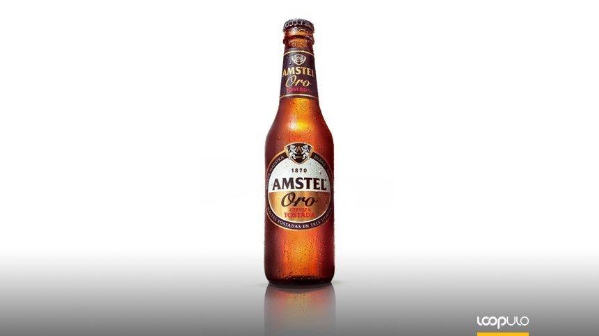 Premio al Sabor Superior a Amstel Oro en Superior Taste Award – Loopulo
