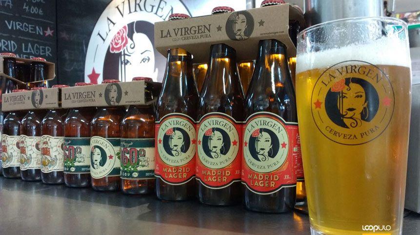 Cervezas La Virgen de AB InBev – Loopulo