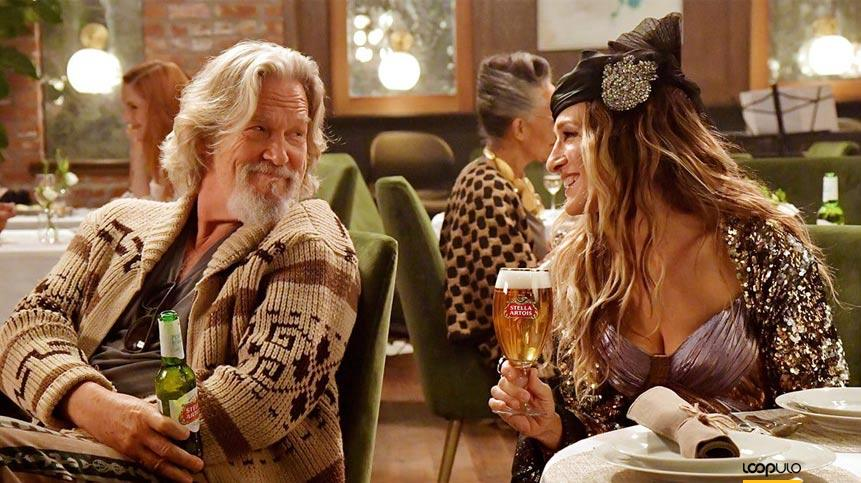 Jeff Bridges y Sarah Jessica Parker – Loopulo