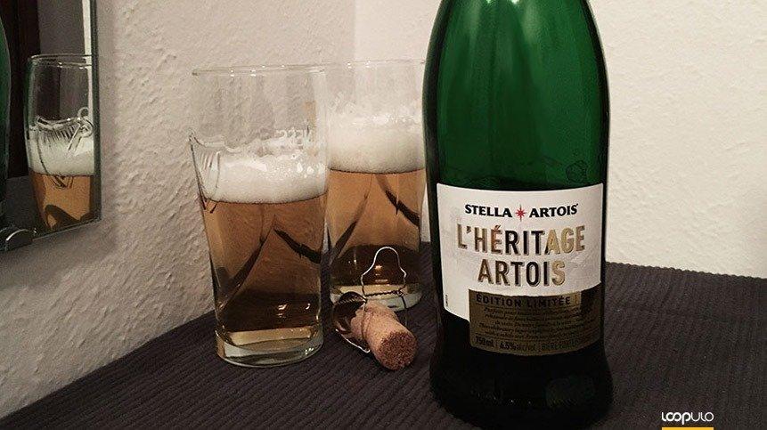 Edición especial L'Héritage Artois – Loopulo