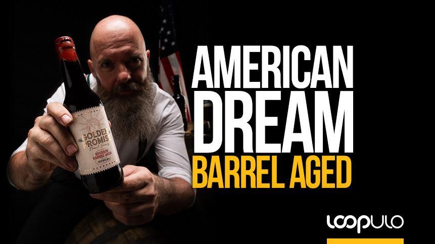 American Dream Barrel Aged: Golden Promise apuesta de nuevo por el crowdfunding