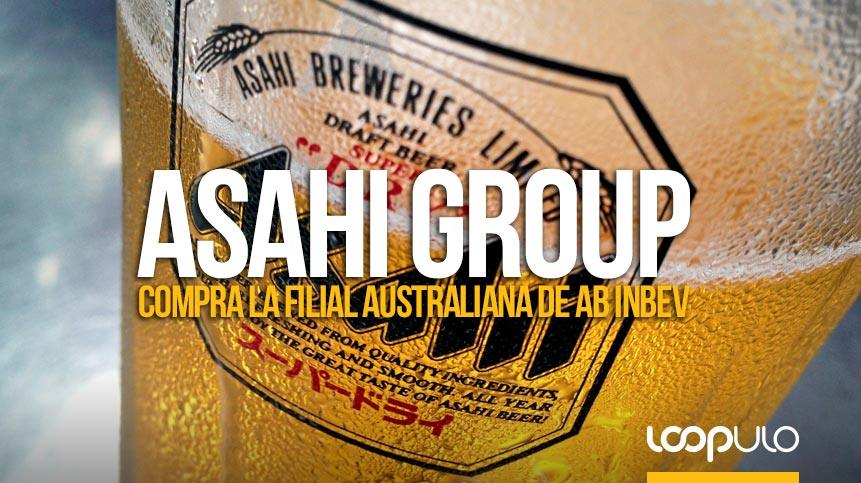 Asahi Group compra la filial australiana de AB InBev – Loopulo