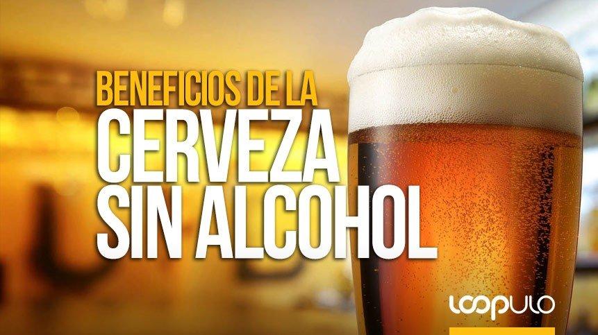 Los múltiples beneficios de la cerveza sin alcohol
