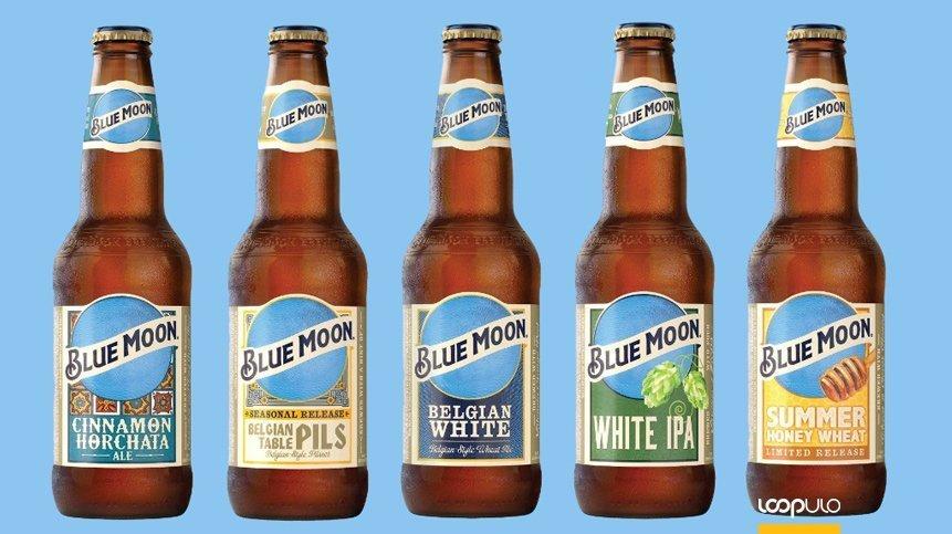 Blue Moon, la cerveza Belgian Moon de Canadá – Loopulo