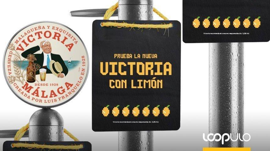 Cerveza con Limón, lo nuevo de Cervezas Victoria