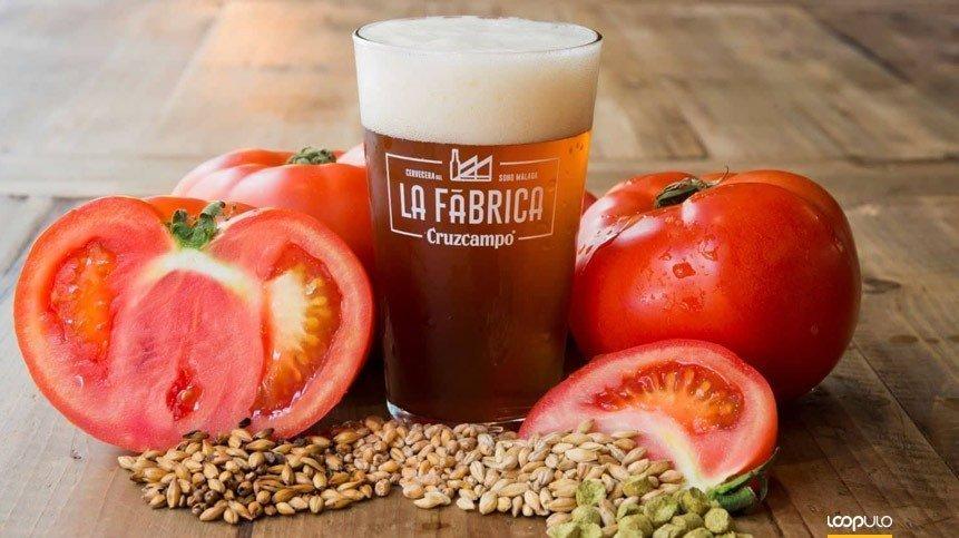 Cerveza de Gazpacho, la craft veraniega de Cruzcampo