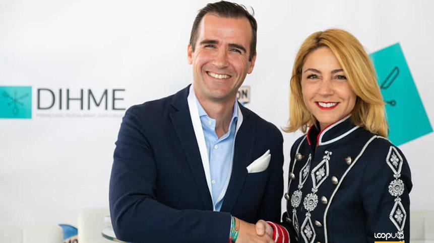 Grupo Dihme y BBVA firman un acuerdo para apoyar a los nuevos franquiciados de 'Blue Moon' y 'La Sagrada Fábrica' – Loopulo