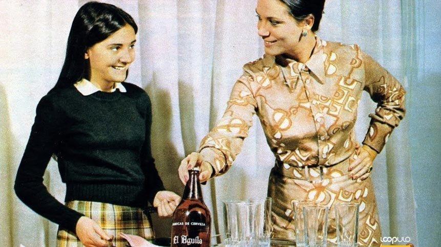 La cerveza en la España de los 60s – Loopulo