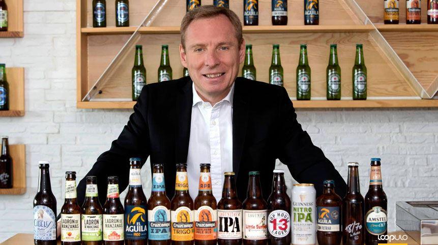 Guillaume Duverdier, nuevo presidente de Heineken España – Loopulo