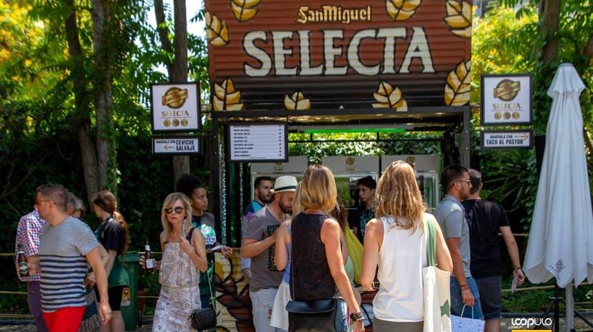 IN San Miguel inaugura su festival itinerante en Barcelona – Loopulo