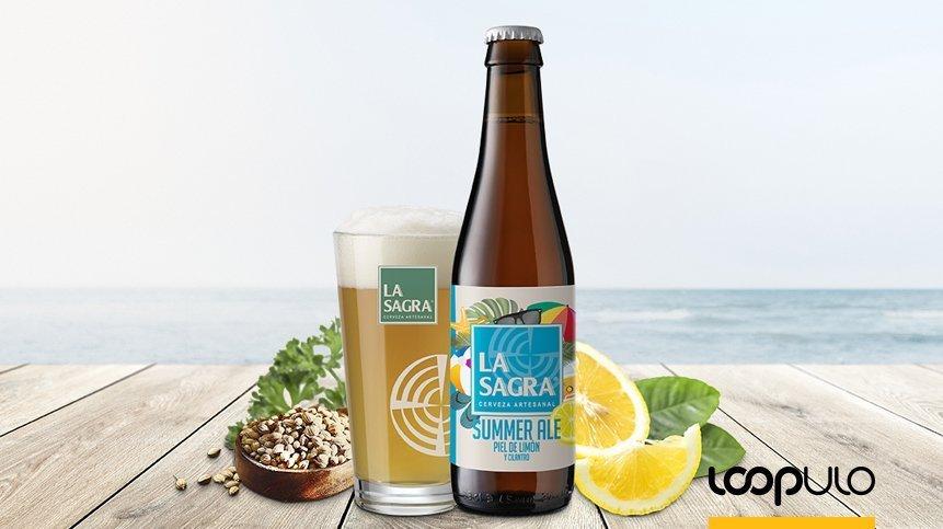 La Sagra Summer, la cerveza del verano de cervecera toledana