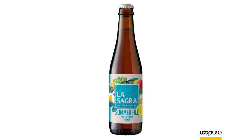 La Sagra Summer, la cerveza del verano de cervecera toledana – Loopulo