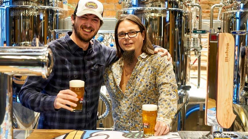 Mahou Session IPA, la craft colaborativa con Founders Brewing – Loopulo