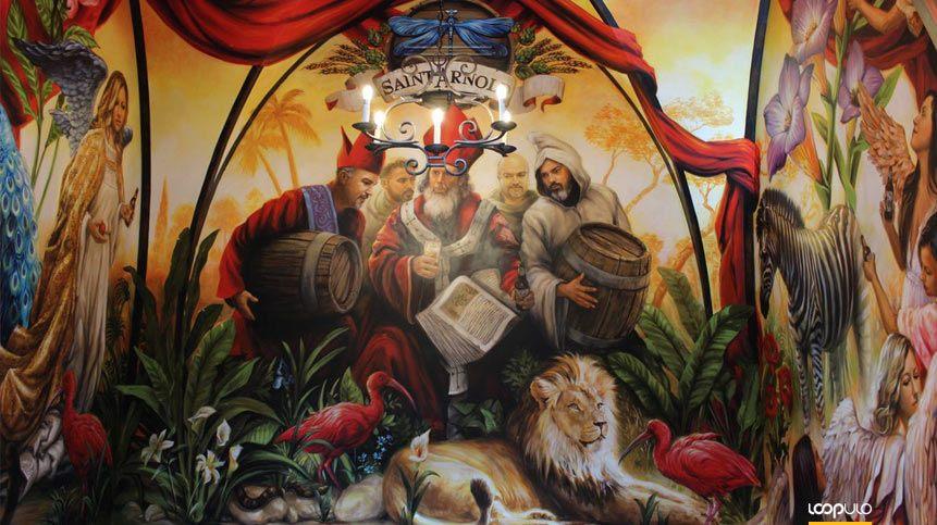 SAN ARNULFO, el santo patrón de los cerveceros – Loopulo
