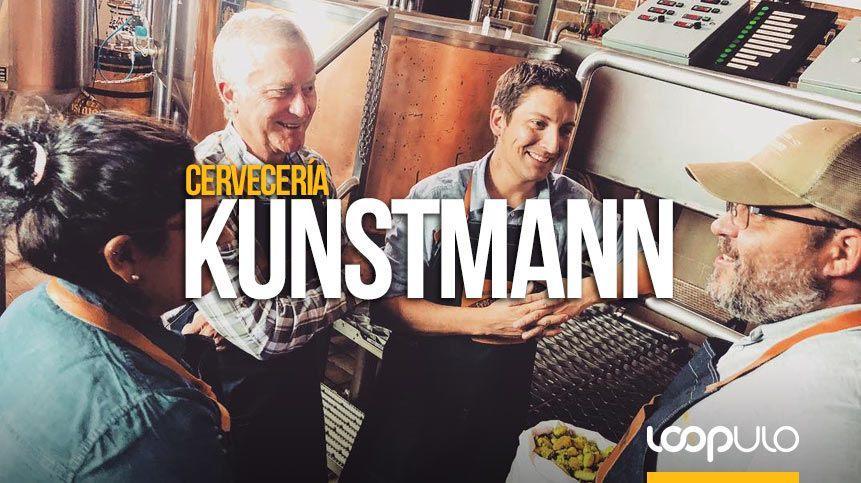 Cervecería Kunstmann, historia de la cervecera craft chilena
