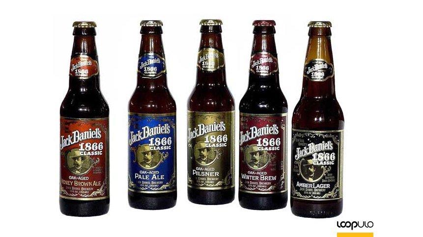 Cervezas Jack Daniel's – Loopulo
