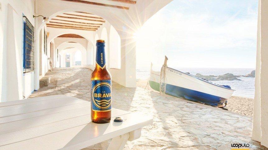 Cerveza La Brava, todo un homenaje a la costa catalana – Loopulo