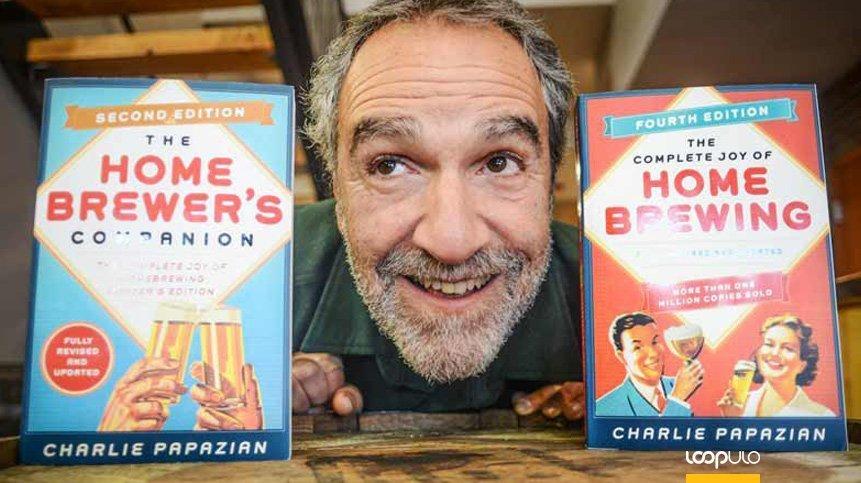 Libros de Charlie Papazian – Loopulo
