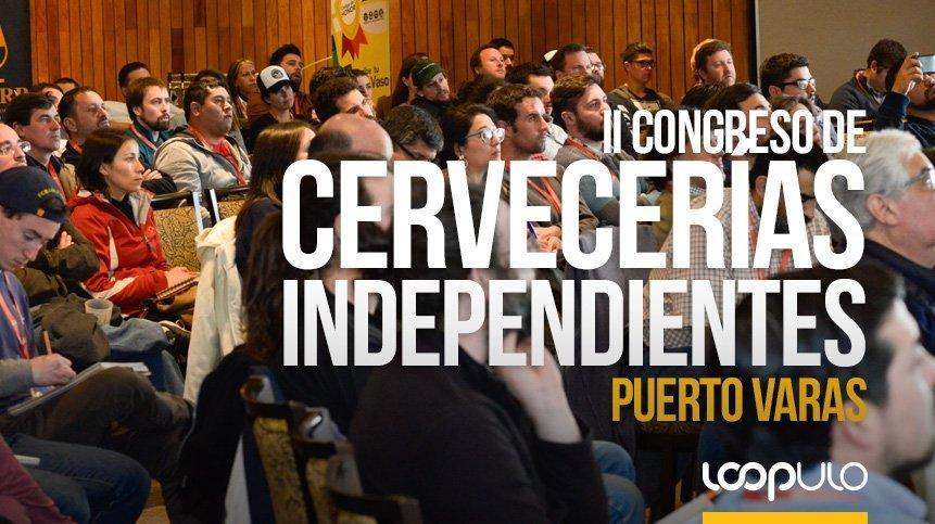 II Congreso de Cervecerías Independientes, Puerto Varas