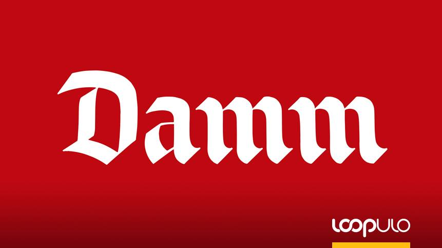Damm, fundada por August K. Damm y Joseph Damm en 1876 – Loopulo