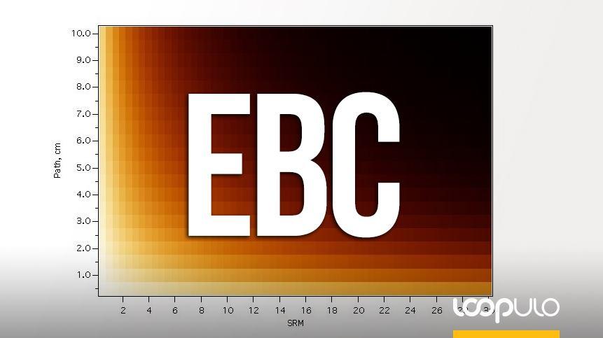 EBC, el sistema que nos ayuda a establecer el color de la cerveza