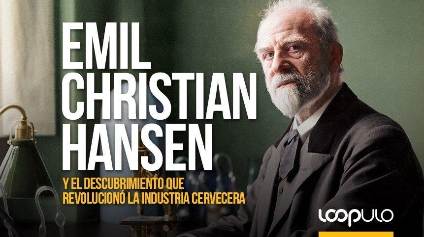 Emil Christian Hansen y el descubrimiento que revolucionó la industria cervecera