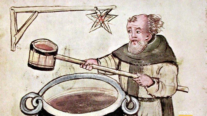 Símbolo medieval cervecero – Loopulo