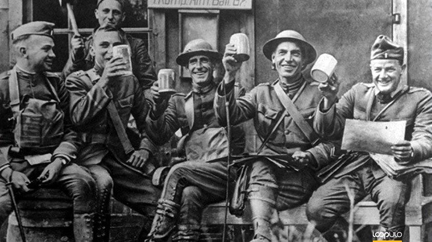 Soldados británicos – Loopulo